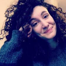 Ludovica felhasználói profilja