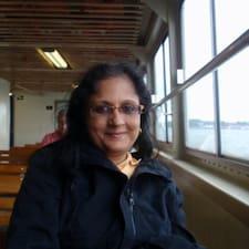Profil utilisateur de Saraswathi