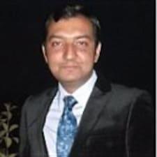 Henkilön Syed Ahamd Chan käyttäjäprofiili