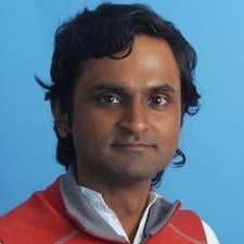 Profil utilisateur de Swaminathan
