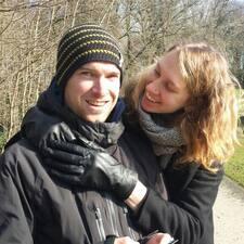 Profil utilisateur de Katrien En Kevin