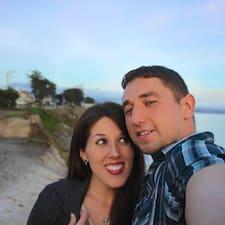 โพรไฟล์ผู้ใช้ Sondra & Jeremy