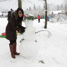 Jing Min (Anna)さんのプロフィール