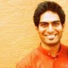 Goutham felhasználói profilja
