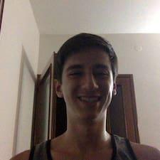 Belino felhasználói profilja