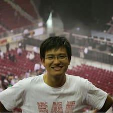 Профиль пользователя Zhiyuan