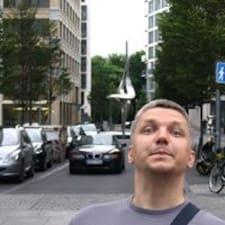 Mareks User Profile