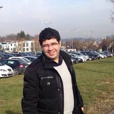 Profil utilisateur de Oussama