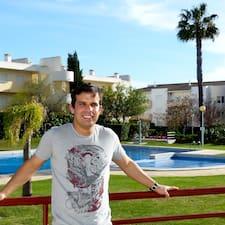 Filipe - Uživatelský profil