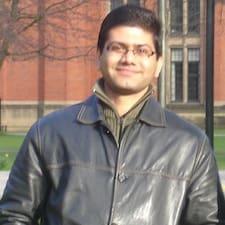 Manish User Profile