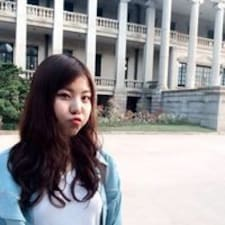 Gebruikersprofiel MinYeong
