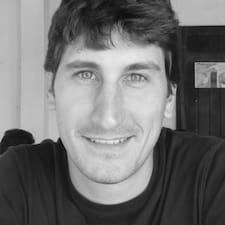 Gérald felhasználói profilja