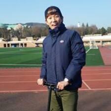 Profil utilisateur de Gi Hyuk