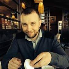 Användarprofil för Sergej