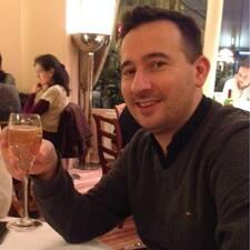 Cyrille Brugerprofil