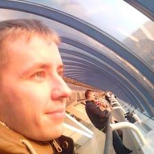 Profil utilisateur de Evgenii