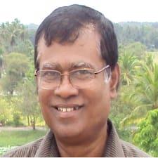Mahen felhasználói profilja