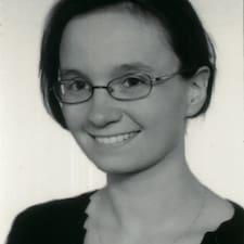 Profil utilisateur de Monika