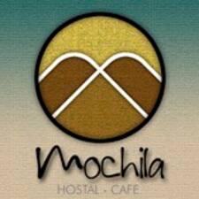 Mochila ist der Gastgeber.
