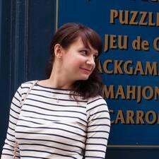 Nutzerprofil von Irina