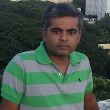 Профіль користувача Ramnath