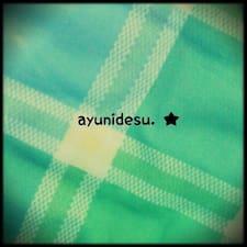 Nutzerprofil von Ayuni