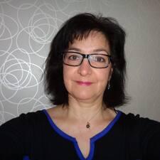 Henkilön Marie Pierre käyttäjäprofiili