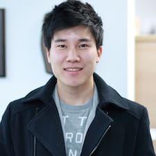 Chan - Uživatelský profil