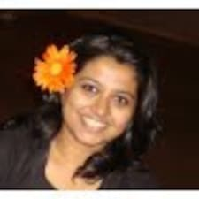 Gebruikersprofiel Priyanjali