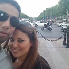 Profil utilisateur de Maria&Mohamed