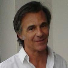Henkilön Jean Christophe käyttäjäprofiili