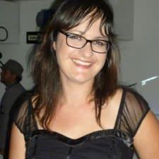Franca - Uživatelský profil