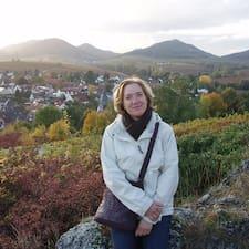 Profil Pengguna Hanne