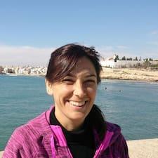 Maria Carolina felhasználói profilja