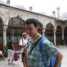 Murat felhasználói profilja