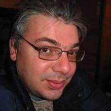 Perfil do utilizador de Armen