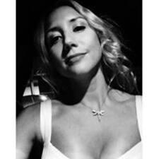 Hanna felhasználói profilja