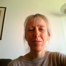 Henkilön Anne-Marie käyttäjäprofiili