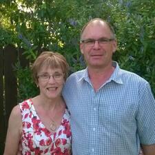 Rhys & Lorraine User Profile