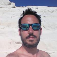 Profil Pengguna Ángel