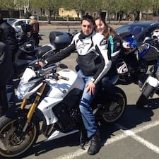 Jeremy & Anne Gaëlle - Uživatelský profil