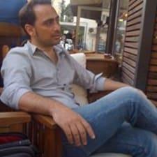 Shay felhasználói profilja