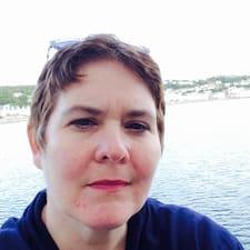 Gerlinde felhasználói profilja