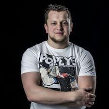 Profil utilisateur de Nikolai