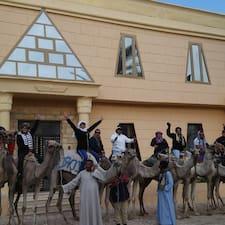 Pyramids Hotel User Profile
