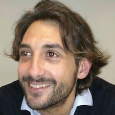 Gebruikersprofiel Dario
