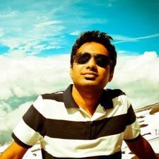 Vineeth felhasználói profilja