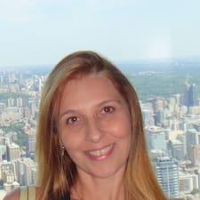 Profil utilisateur de Adriane Martins
