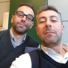 Användarprofil för Giuliano