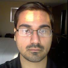 Ferhan User Profile